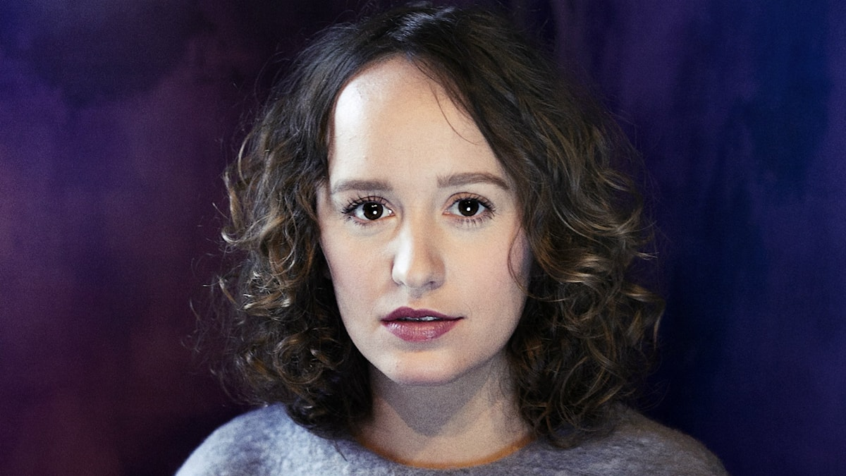 Författaren Olga Ravn.