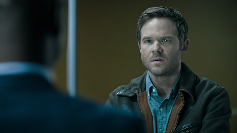 Shawn Ashmore som Jack Joyce i Quantum Break.