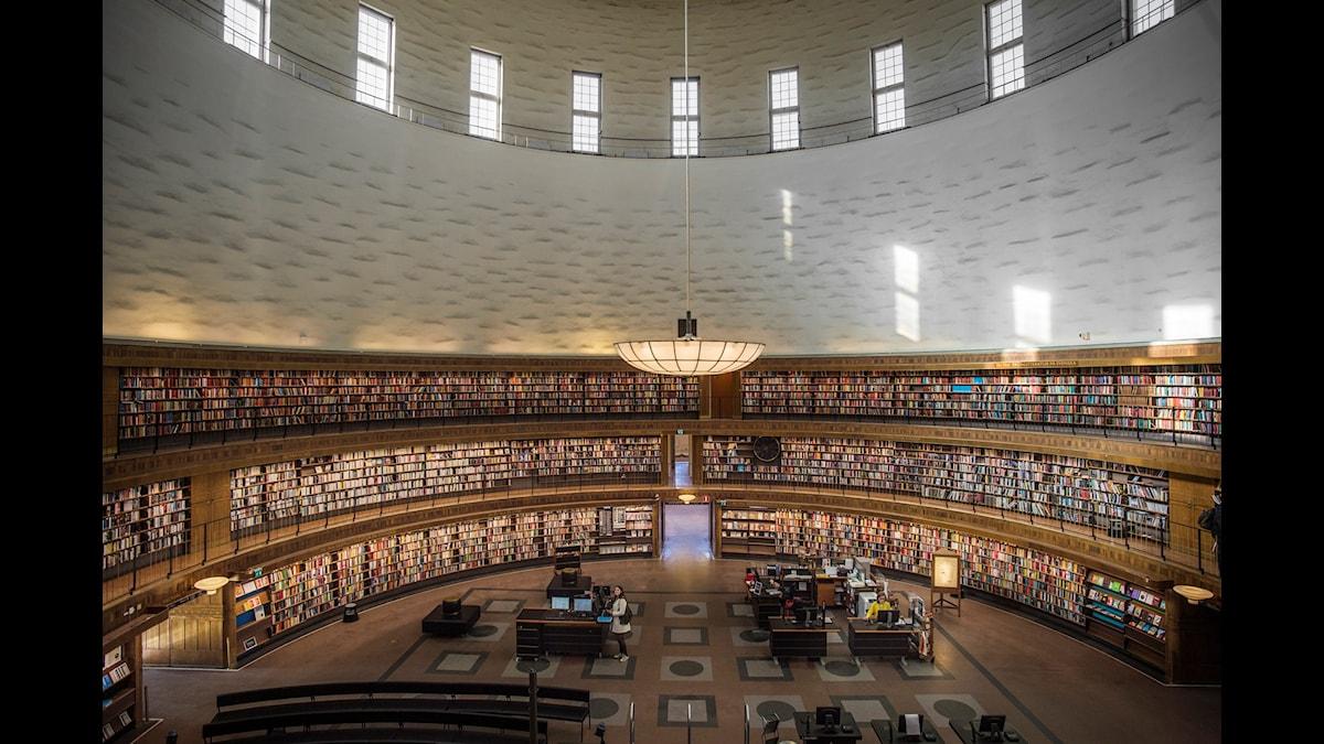 Folkbiblioteken får 10,5 miljoner kronor i vårbudgeten.