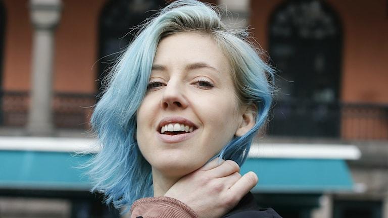 """Veronica Maggio fångar nuets nyanser på """"Den första är alltid gratis""""."""