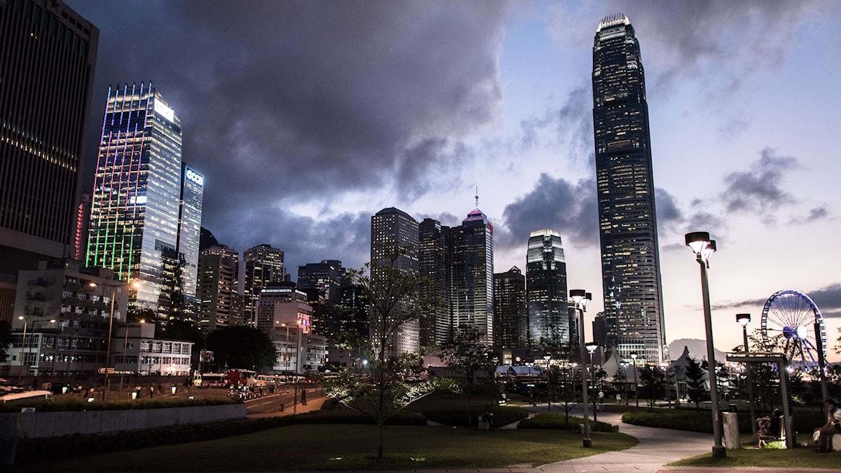Hongkong. Foto: PHILIPPE LOPEZ
