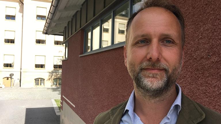 – Svenska universitet har utmärkts av en elitistisk kultur, säger Frans Lundgren på Uppsala Universitet.