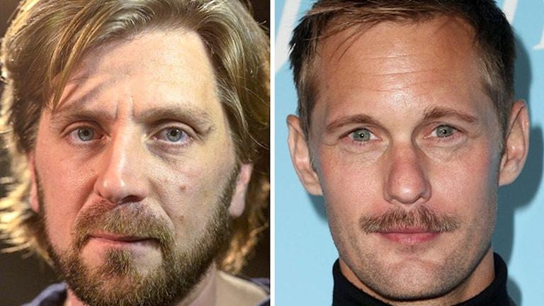 Ruben Östlund och Alexander Skarsgård kan båda få Golden Globe.