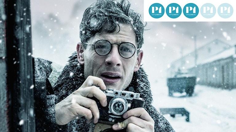 "James Norton spelar Gareth Jones i Agnieszka Hollands film ""Mr Jones""."
