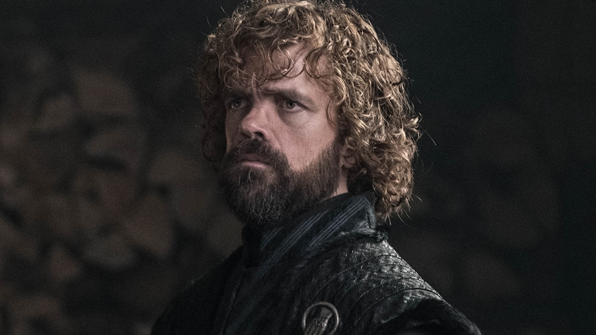 """Tyrion Lannister i serien """"Game of Thrones""""."""