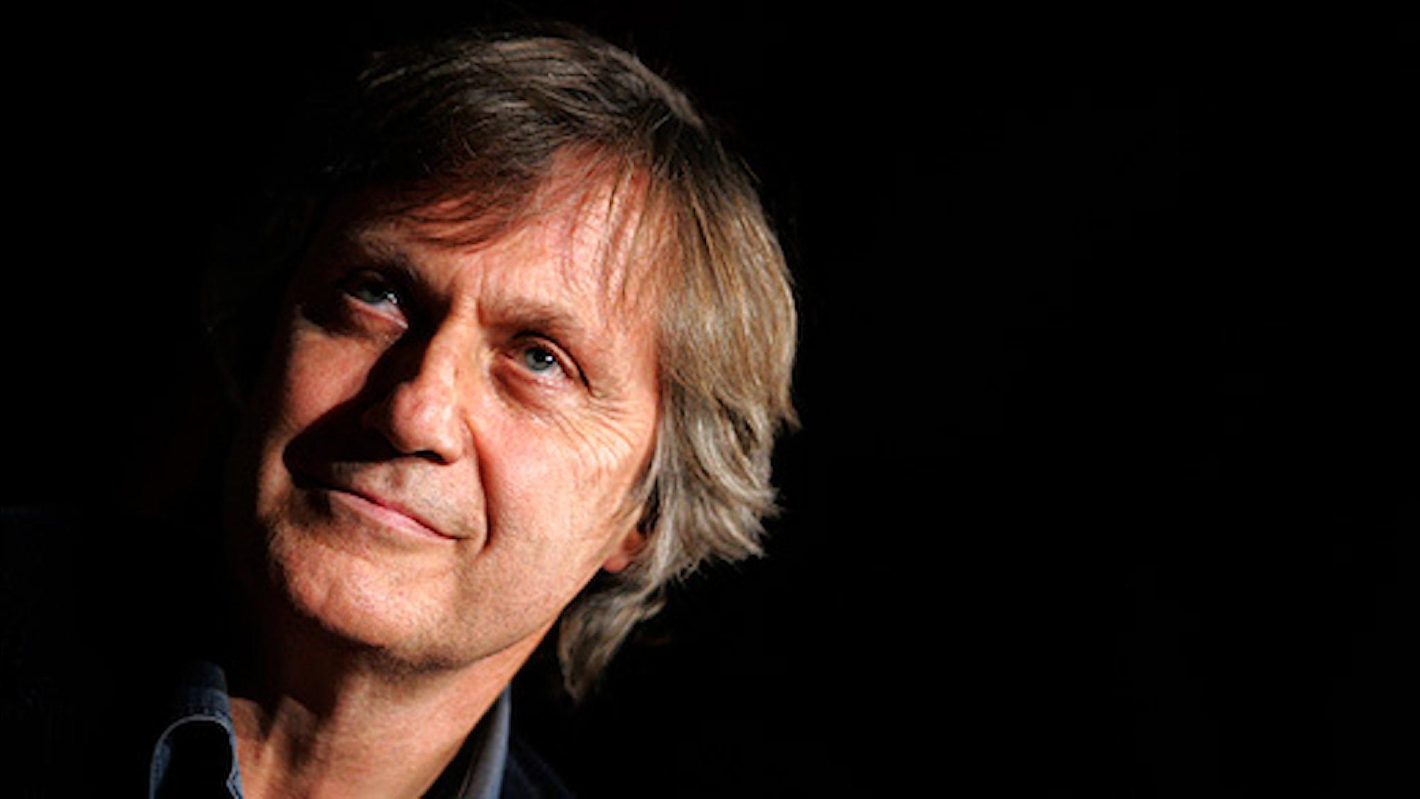 Lasse Hallström. Foto: Fredrik Persson/Scanpix.
