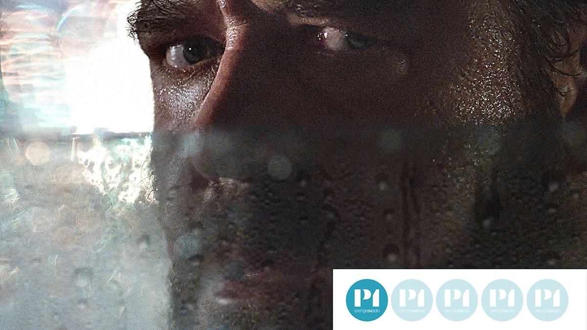 """Russell Crowe med den onda blicken i """"Unhinged""""."""