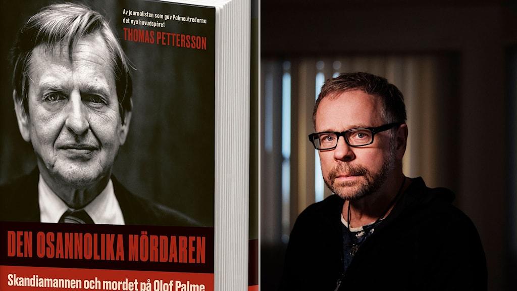"""Boken """"Den osannolika mördaren"""" skrevs av Thomas Pettersson."""