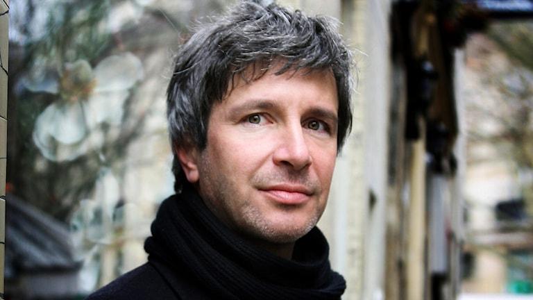 Författaren Eric Vuillard