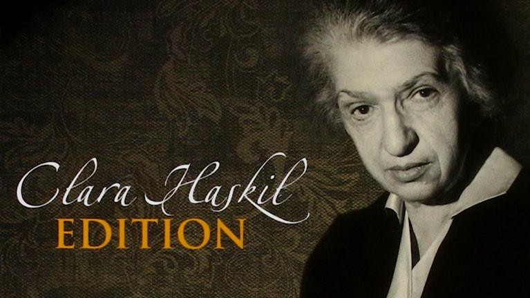 Skivan med pianisten Clara Haskil som Margareta Berg fastnade för i tonåren.