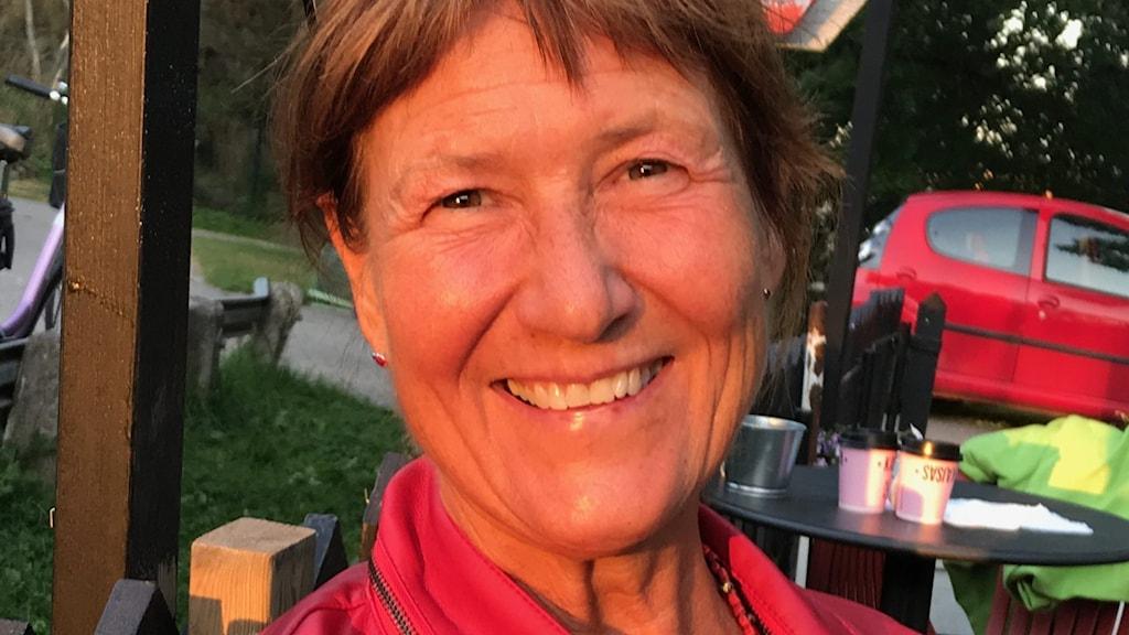 Linde Sjöstedt, projektledare Folk och Kultur.