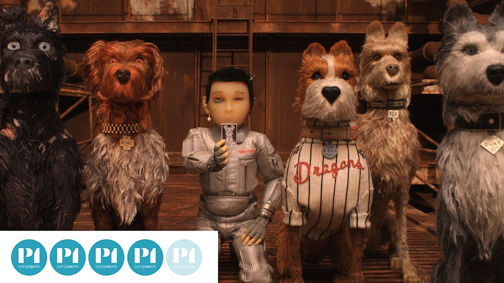 """Ur Wes Andersons """"Isle of dogs"""""""