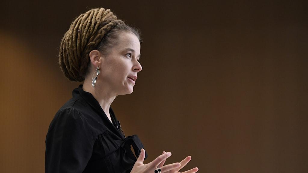Amanda Lind (MP)