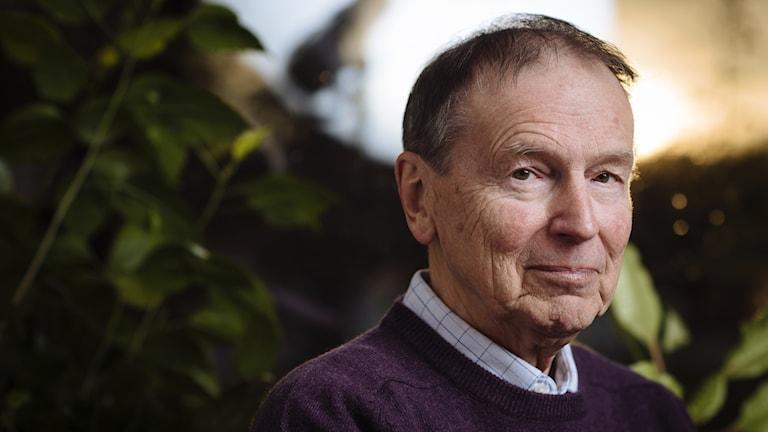 Poeten Göran Sonnevi