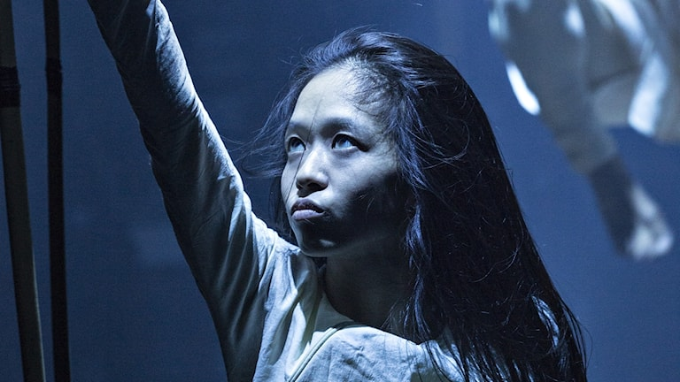 Ching-Ying Chien som prinsessan Amba