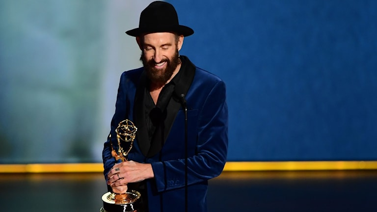 Johan Renck vann på Emmy-galan.