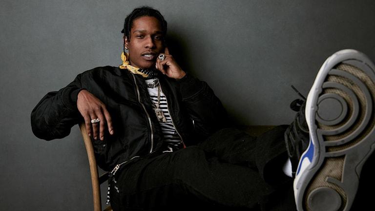 ASAP Rocky.