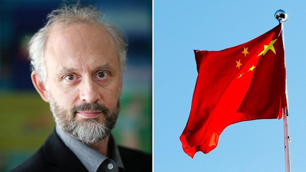Mathias Lafolie, tidigare kulturråd i Peking.