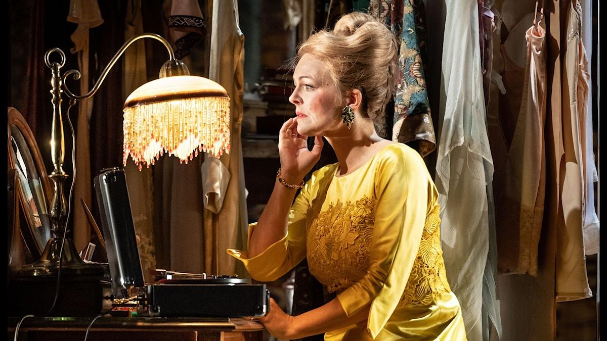 Operan Prima Donna av Rufus Wainwright på Kungliga Operan 2020. Regi Mårten Forslund. På bilden; Elin Rombo