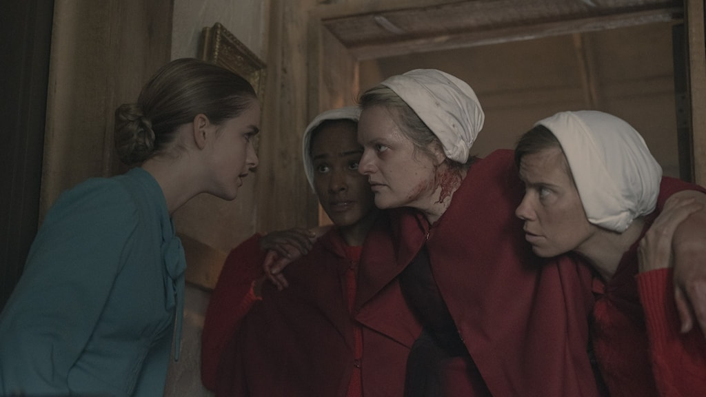 The Handmaid's tale säsong fyra