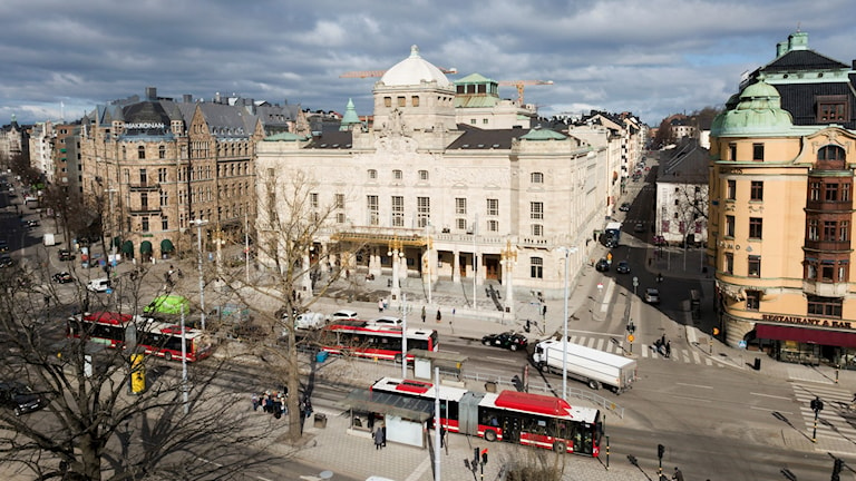 Dramaten i Stockholm