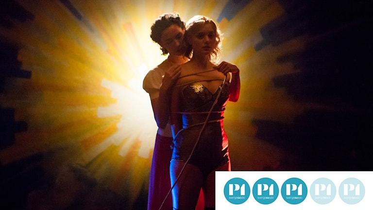 Professor Marston and the wonder women handlar om ursprunget till seriefiguren Wonder Woman.