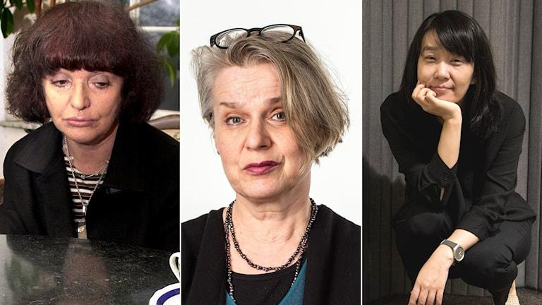 Split Hanna Krall, Katarina Wikars, Han Kang