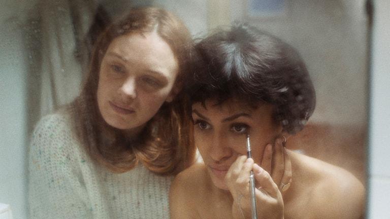 "Ur filmen ""Jeune Femme"""