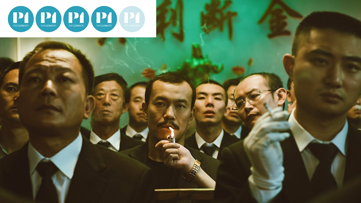 """Liao Fan gör gangsterbossen Bin i """"Ash is purest white""""."""