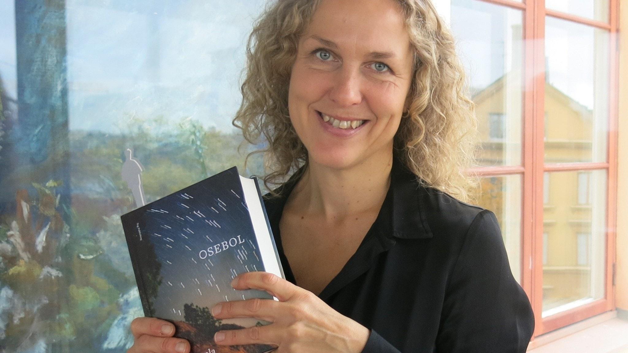 Debutantpriset till Marit Kapla, jurist mot kemijätte i
