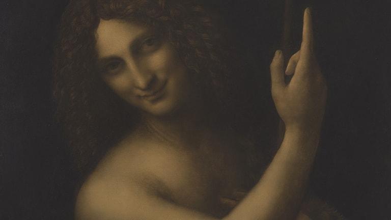 Leonardo da Vinci: Johannes Döparen,