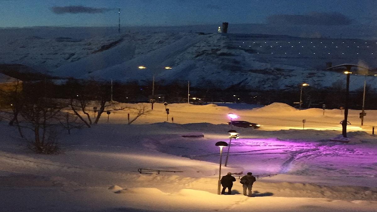 Kiruna. Foto: SR
