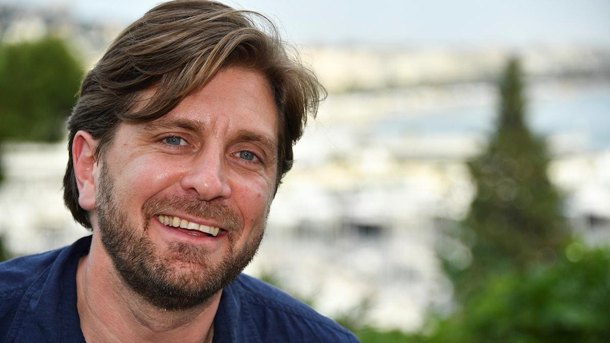 Regissören Ruben Östlund.