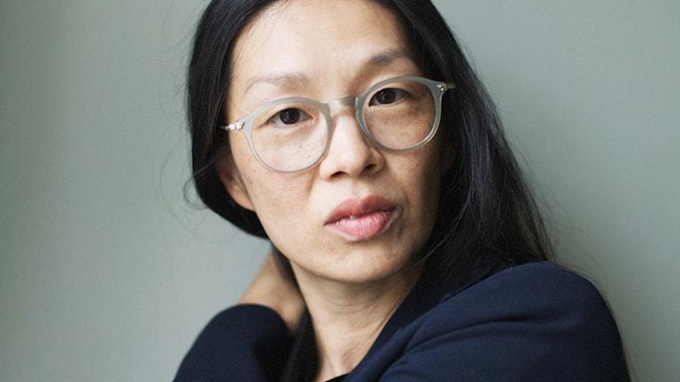 Författaren och poeten Mara Lee
