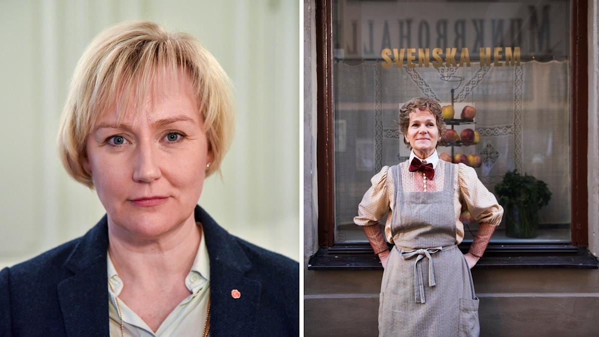 Helene Hellmark Knutsson (S).
