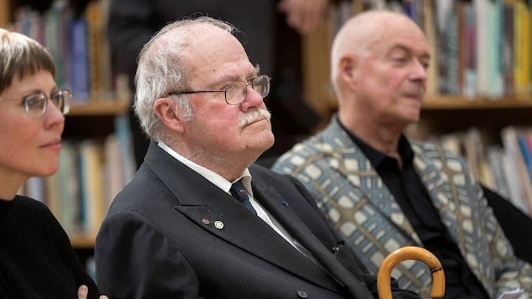 Tomas Söderberg, mångårig ordförande för Torsten Söderbergs stiftelse, gick bort i början av 2019.