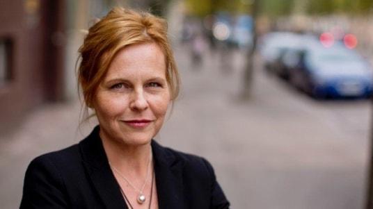 Lena Kvist är orolig för Borås Stadsteater