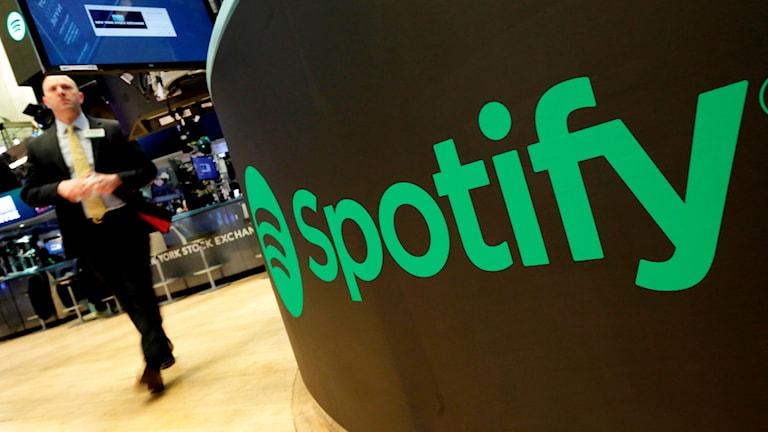 Spotify har presenterat ny kvartalsrapport