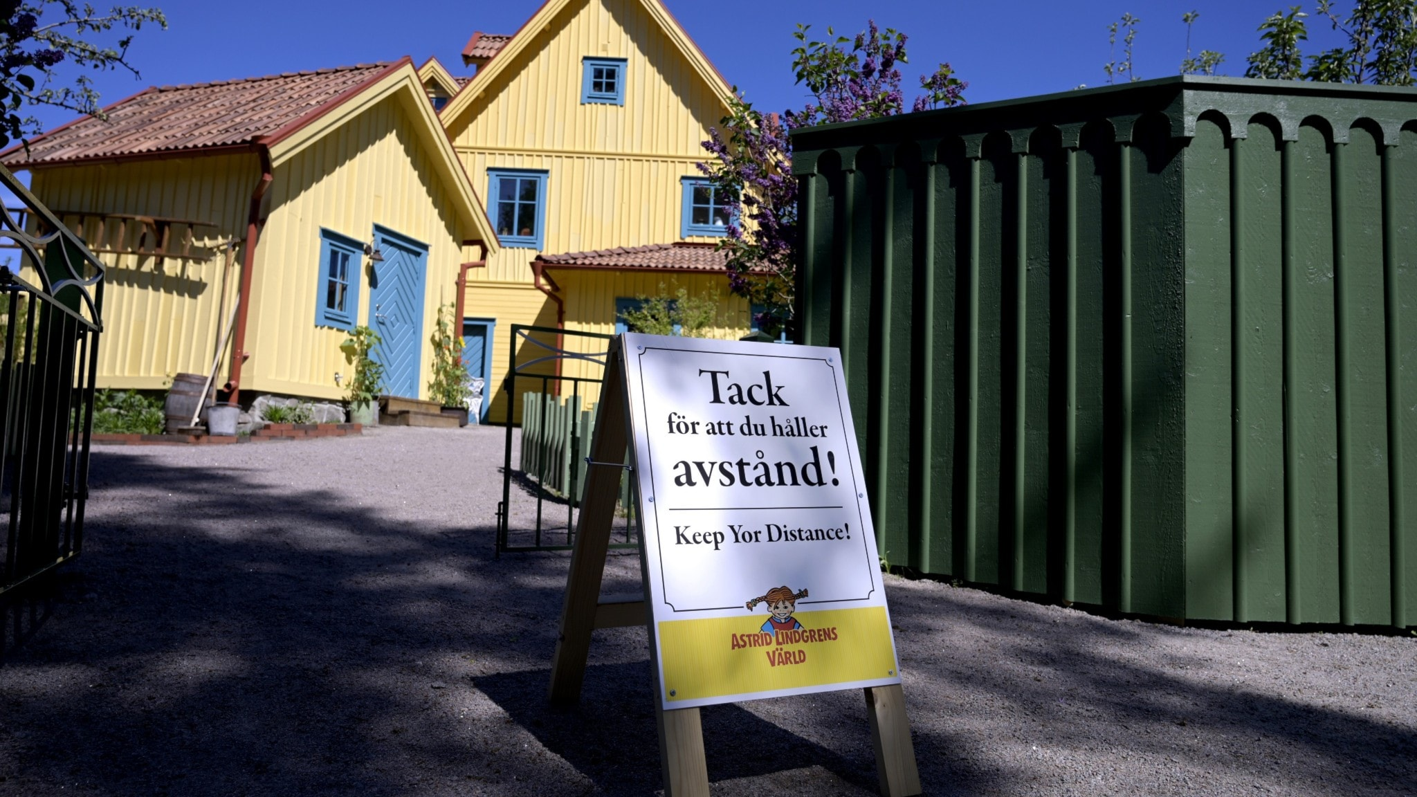 Astrid Lindgrens värld.