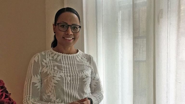 Kulturminister Alice Bah Kuhnke.