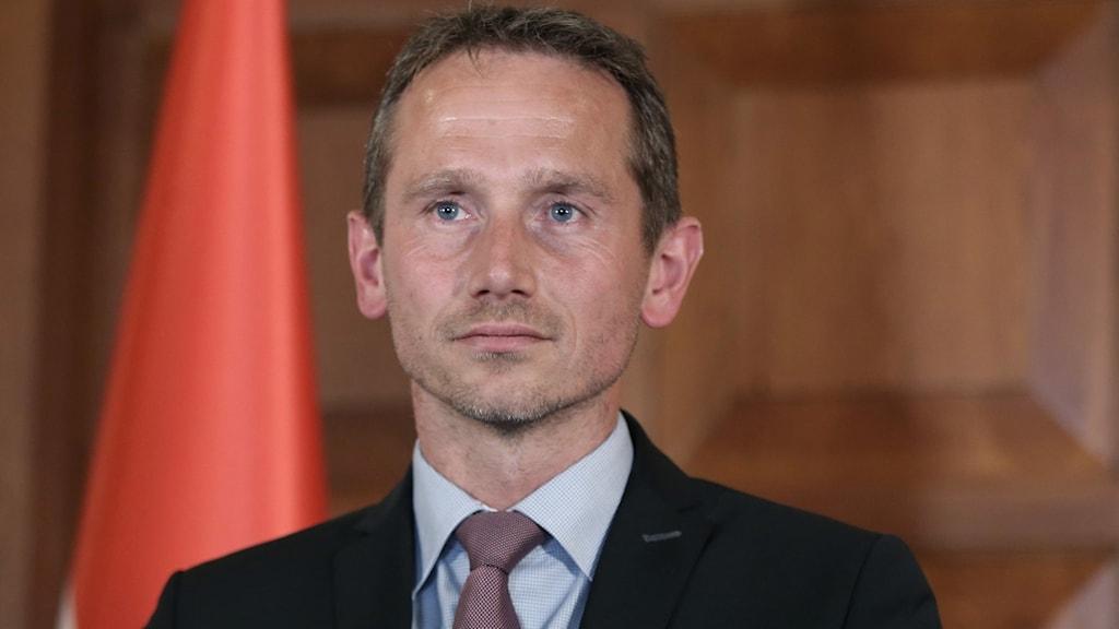 Danmarks finansminister Kristian Jensen.