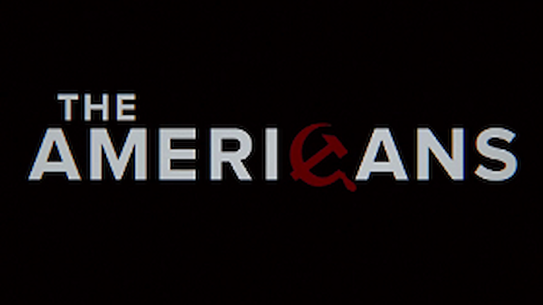 The Americans titel-card