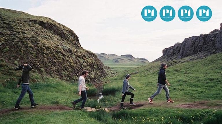 Ur filmen Imorgon där ett gäng unga franska filmarbetare åker ut i världen för att hitta goda exempel på en hållbar utveckling.