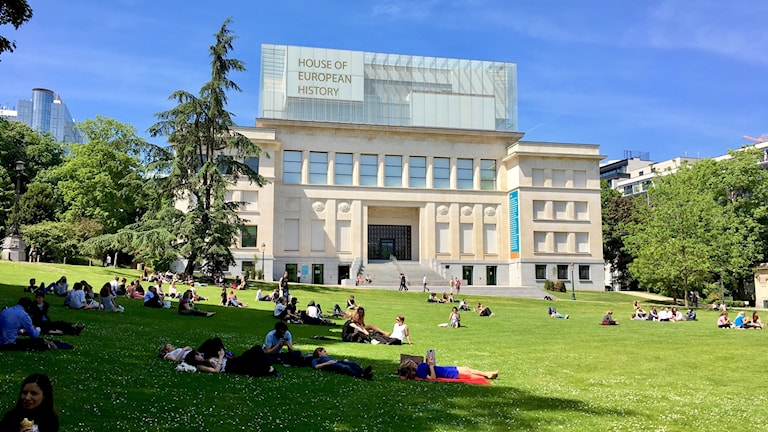 Bilden föreställer museet House of European History