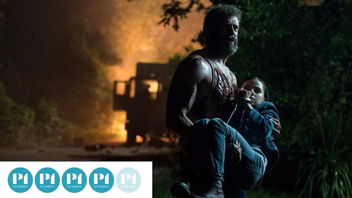 "Hugh Jackman i ""Logan – the wolverine""."