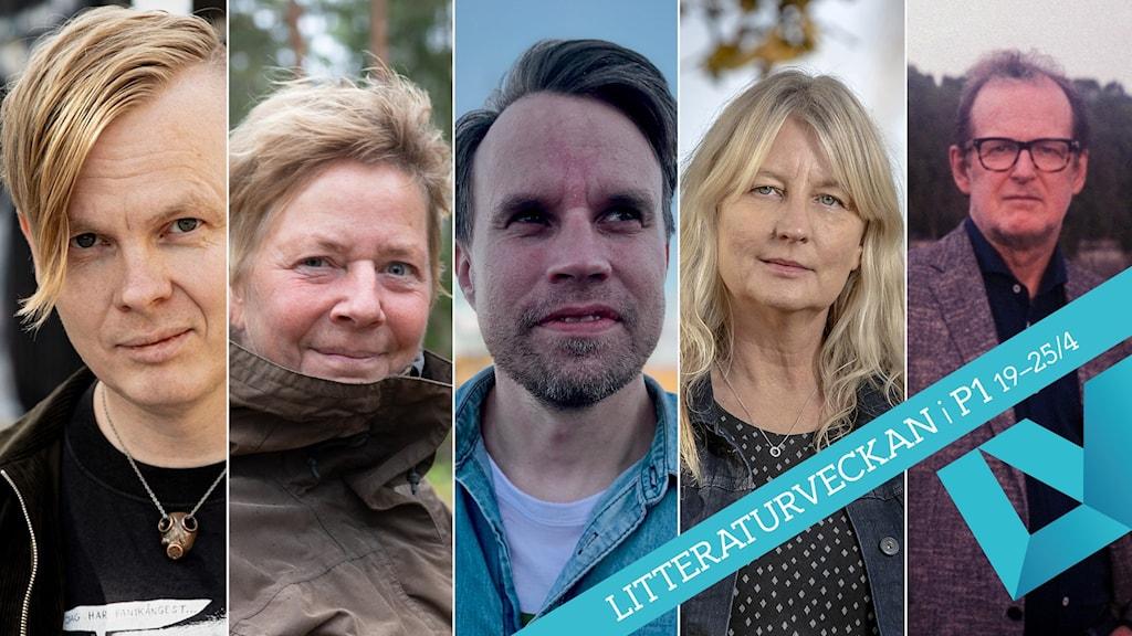 Porträttfoto nominerade till Sveriges Radios novellpris