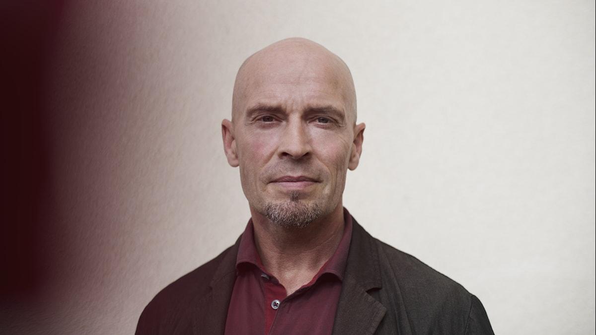 Författaren Ulf Eriksson