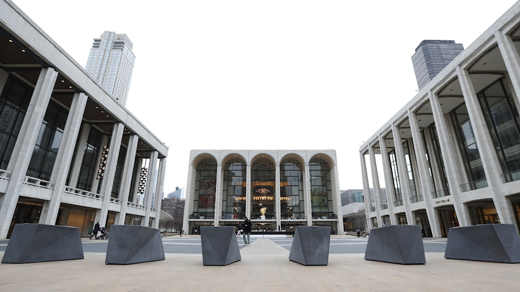 Metropolitanoperan i New York.
