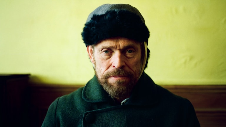 """Willem Dafoe är Oscarsnominerad för sin roll som Vincent van Gogh i filmen """"Vid Evighetens Portar"""". Foto: Scanbox Entertainment."""