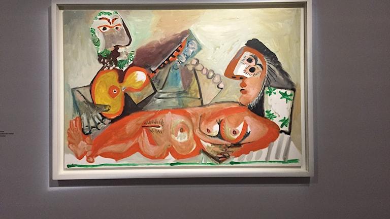 Picasso på Arken